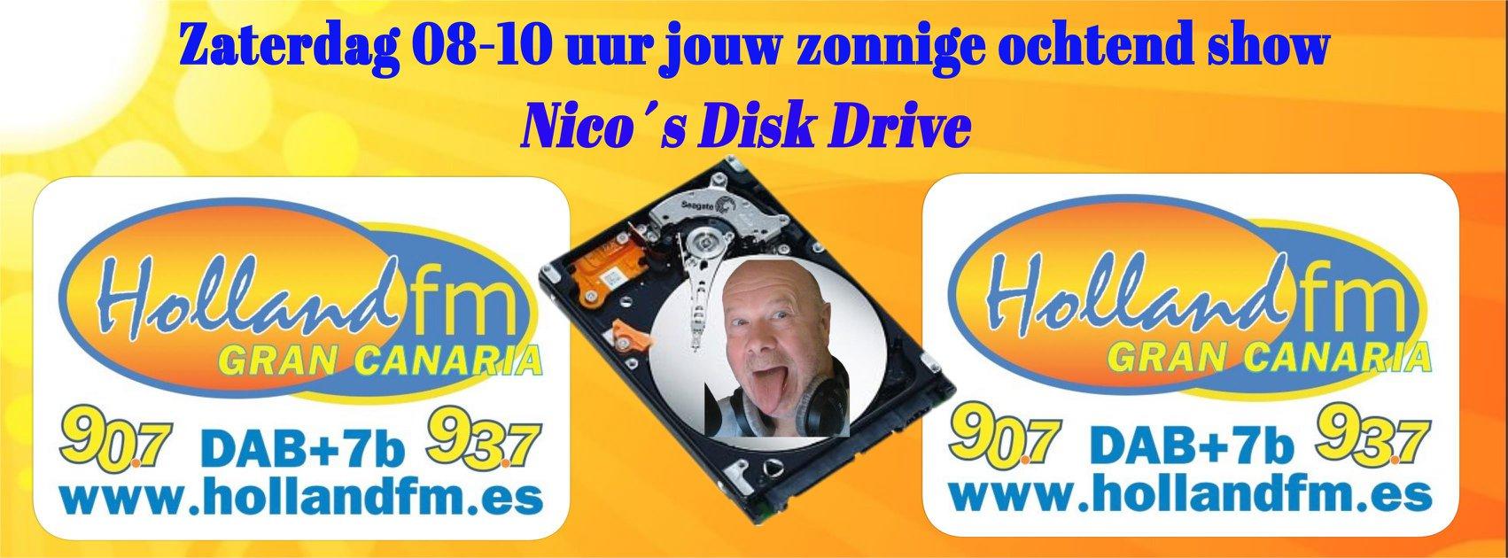 Nico's Disk Drive